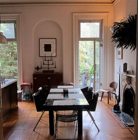 Clinton Hill Townhouse Light Airy Aesthetic by Brownstone Floor Home Brownstone New