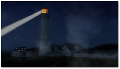 Animated Lighthouse Wallpaper - lighthouse screensaver