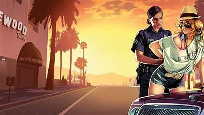 Gta Desktop Wallpapers Theft Grand 1080px Fiction
