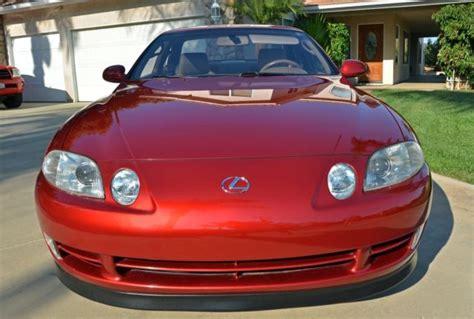 lexus sport car 4 door 1993 lexus sc sport coupe 2 door for sale lexus sc 1993