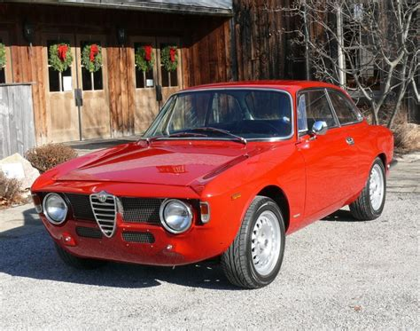 rebuilt  upgraded  alfa romeo giulia gtv bring