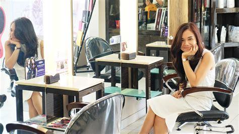 pengalaman mencoba hair coloring  pointcut salon jakarta