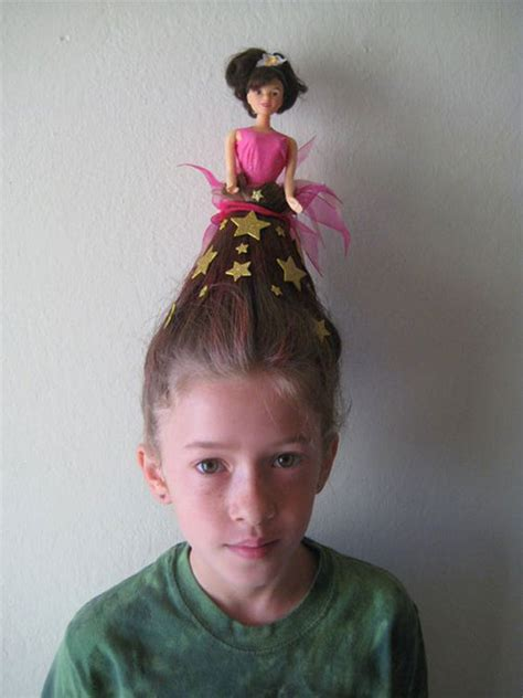 Kid Hairstyles For Hair by 25 Funky Scary Hairstyles For