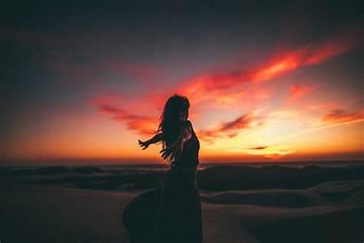 Wallpapers Freedom Sunset Beauty Lima Adriana Secret
