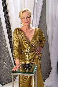 Meryl Streep Oscar Dresses