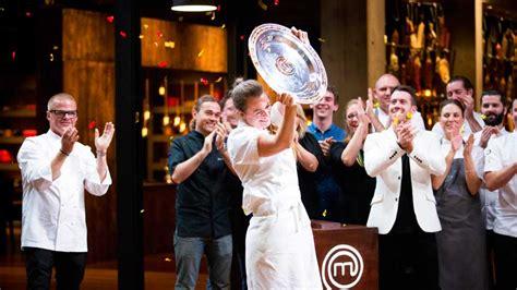 Billie McKay is Crowned MasterChef 2015 - MasterChef Australia
