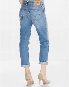 Levi'S Womens 501 Boyfriend Jeans   Jeans To