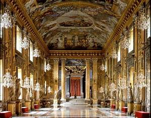 Your Rome Experience » VIP Private Princely Palaces Tour