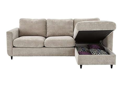 chaise lounge sofa with storage sofa bed chaise storage hereo sofa