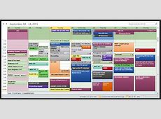 Time Management Exercise Calendar Blocking Northcentral