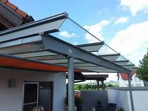 Terrassenüberdachung Glas Stahl : terrassen berdachung bezgenriet stahlbau n gele ~ Articles-book.com Haus und Dekorationen