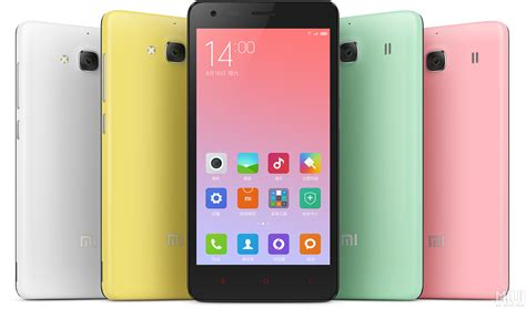 xiaomi presente le redmi  son smartphone le moins cher