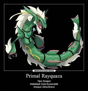 Primal Rayquaza Pokemon Images | Pokemon Images