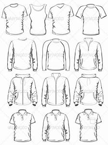 collection of men clothes outline templates by ivelly With clothing templates for illustrator
