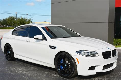 Used Bmw M5 For Sale by Used 2015 Bmw M5 For Sale 54 900 Marino Performance