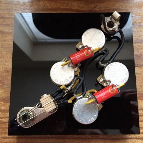 Best Gibson Sg Wiring Harnes by Wiring Harness For Gibson Sg