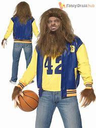 80s teen wolf costume