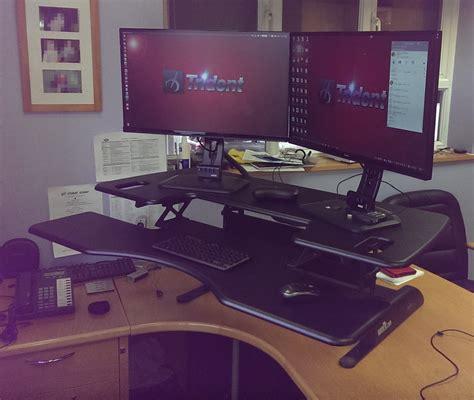 varidesk pro plus 48 standing desk 183 chrisjrob