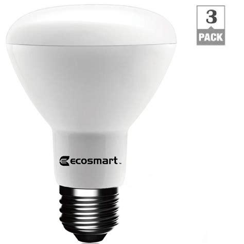 led light daylight ecosmart 50w equivalent daylight br20 dimmable led light
