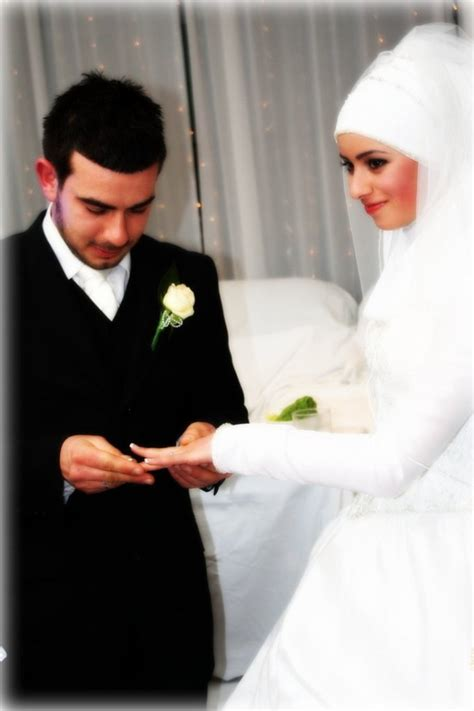 mariage islam homme et femme