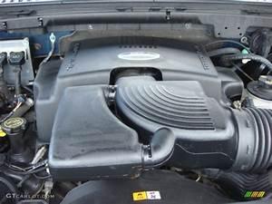 2004 Ford Expedition Eddie Bauer 4x4 5 4 Liter Sohc 16