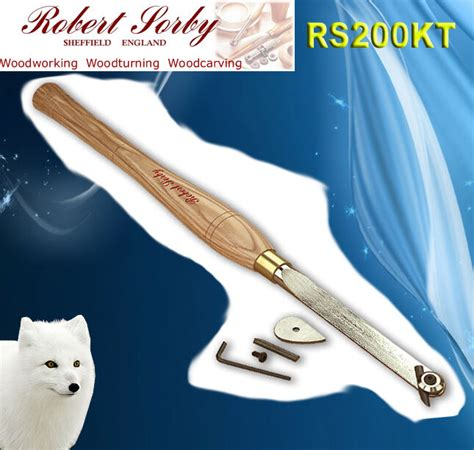 woodturning robert sorby rskt hollowing tool ebay