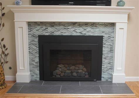 surfz  hand painted glass mosaic subway tiles rocky