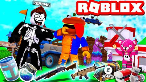 roblox fortnite simulator youtube