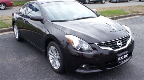 new nissan coupe 2013 nissan altima 2 5s coupe walkaround start up tour