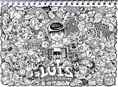 doodle art friendship quotes quotesgram