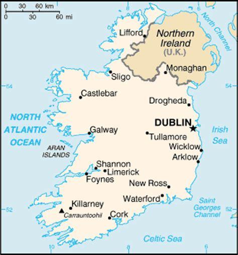 irland fläche europa auf einen blick irland landesübersicht einwohnerzahl fläche landkarte