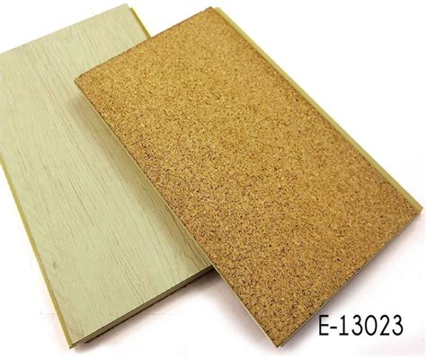 cork back cork backing wpc flooring with hpl topjoyflooring