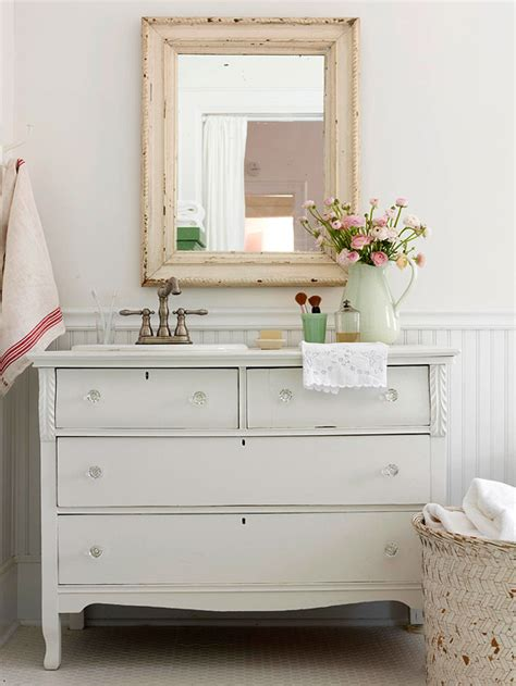 diy shabby chic bathroom vanity diy shabby chic dresser for garden home decorating ideas