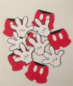 Mickey Mouse Hands