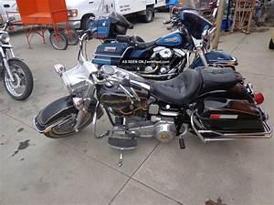 Harley Davidson Shovelhead 1978 Limited Edition Full