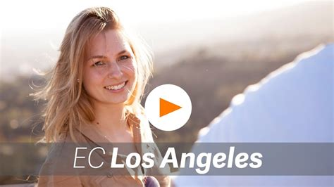 Ec Los Angeles by Learn In Los Angeles With Ec Language