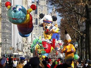 Macy's Thanksgiving Day Parade History - Business Insider