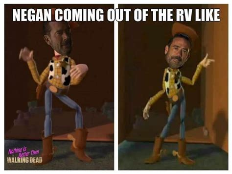 Negan Memes - the walking dead finale and the memes just keep on coming