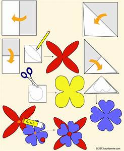 How to Make Paper Flowers - Friday Fun - Aunt Annie's Crafts