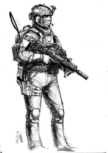 Pin by זיו רבן on Warriors in 2019 | Military drawings, Military art, Soldier drawing