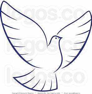 Pin Dove-outline on Pinterest