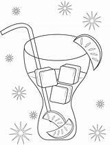 Juice Coloring Lemon Beetlejuice Pages Sheet Box Printable Print Getcolorings Popcorn Illustration Getdrawings sketch template