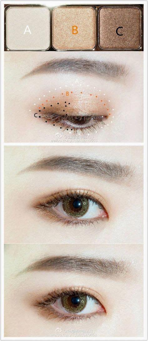 korean makeup info     green  hazel eyes seek  colors   reveal
