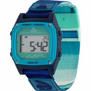 Freestyle Watches Shark Classic Clip Ombre Fin Teal Unisex