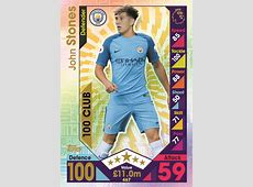 Topps Match Attax Every Premier League club's highest