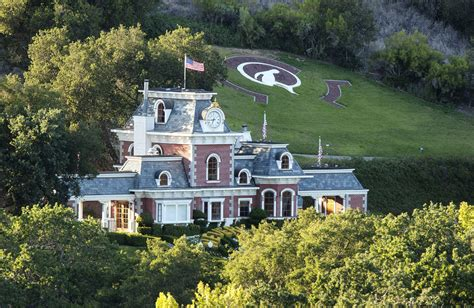 devenez propri 233 taire du ranch neverland de michael jackson maison design