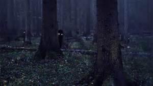forest black ghost animated - bullsh!ft - oh my god it's