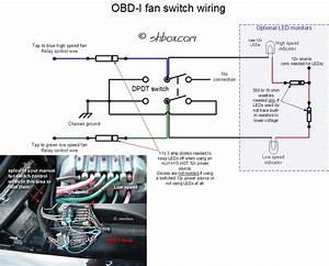 Switch To Override Fan Relay