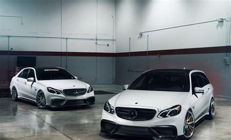 Cars Tuning Music: Mercedes AMG E63 Renntech