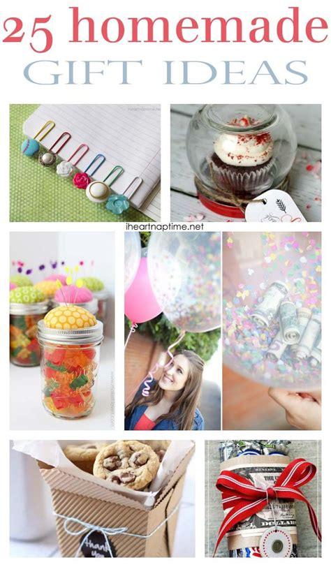 craft gift ideas diy crafts ideas 25 fabulous gift ideas easy